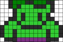Possible Blankets / Granny square blankets