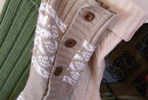 manualidades en lana.
