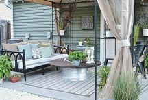 Domesticate / / Outdoor Living
