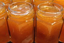 Preserves / Homemade preserves, jams and jellies