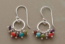 kadın küpe / women earrings