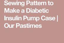 Insulin Pump Carrier Bag