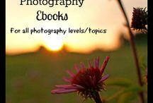 Photo-Photographers/Ebooks / by Bridgit Waldroop