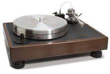 Vinyl audio