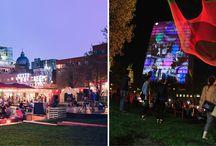 Les Jardins Gamelin - Quartier des spectacles / http://www.quartierdesspectacles.com/
