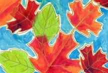 Fall Lesson Plans / by Stephanie Jones-Hegarty