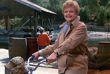 Angela Lansbury-Murder,she wrote