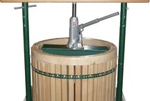 cider/grape press