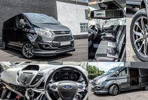 Ford Transit Custom Lease
