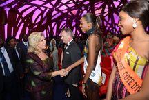 Miss Côte d'Ivoire 2014 Yeo Jennifer élue reine de la beauté ivoirienne / La 18ème édition du concours Miss Côte d'Ivoire organisé  par le Comité National Miss Côte d'Ivoire (COMICI) a connu son apothéose, le samedi 07 Juin 2014, au Palais des congrès du Sofitel Hôtel Ivoire.
