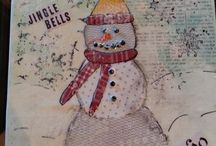 Mixed Media / by Alison Solven, Stamp Crazy!