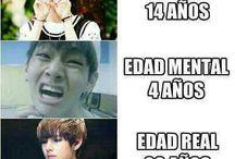 BTS / EXO