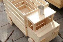 Proyectos de carpintería fáciles