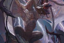 Le Dragons