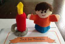 Finger Puppets by Ell / by Ell Henry