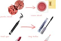 Makeup/ makeup tricks  / by Danielle Savage