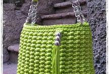 Háčkování - kabelky (co se mi líbí)