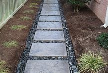 Purcell landscape ideas