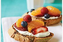 Eat Clean Breakfasts / by Holly Edwards