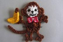 Crochet Cuties / by Patricia Morris