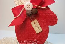 Christmas Cards / This board is about some beautiful Christmas card ideas. / by Alice Sebring