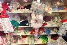 Newborn - 12 months old girls range / Baby girls clothing range at bobelles, ranging from newborn to 2yrs
