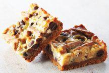 Recipes - desserts - squares