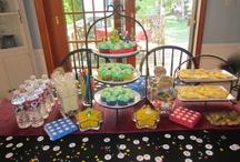 Cuca's 6th Birthday / by Marcia Suarez Galan