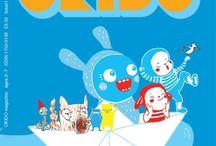 OKIDO Digital 01 / Okido 01 is all about water! / by OKIDO Magazine