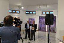 Exposición en la Diputación de Alicante