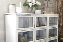 Vitrina/vitrine/cabinets