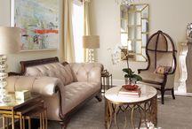 living room / by Jill Benson