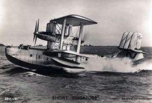 avions et hydravions