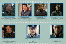 WWII movies & actors