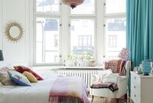 guest bedrooms / by Sarah Brugman