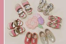 Shoes BabyGirl Collection / Los zapatos ideales para tus pequeñas