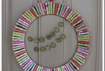 Summer Crafts/Midsummer/Lughnasadh / by Stephanie Moudy