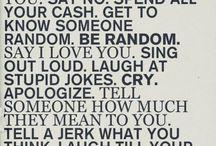 So true / by Paige Mounce