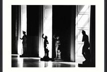 Vasco Ascolini - The great museums - Framed art photography / Fotografia d'autore incorniciata