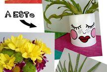 Vaso para plantas