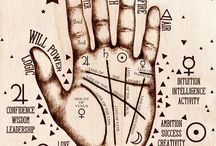 palmistry and chakras
