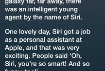 Siri's stories