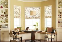 Tablescapes and Window Treatments / Ideas and inspiration for tables and windows
