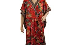 Boho Caftan Resort Wear Dress