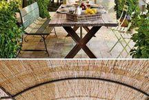 Pergola dřevo stavby