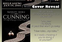 CUNNING book 2 Infidelity / by Aleatha Romig