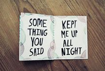 Cute or Funny Quotes/Sayings / by Catherine McLean