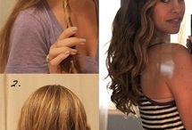 Hair / by Brushnpaper by Miriam