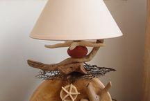 φωτιστικά εμπνευσμένα από την θάλασσα..lamps inspired by the sea
