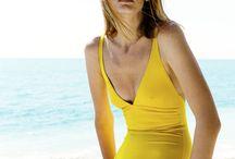 I.D. Sarrieri Beachwear 2016 / Confidential Paradise, a paradise worthy of a contemporary muse